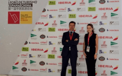 FOTEC 2016 Spain – China Tourism Forum