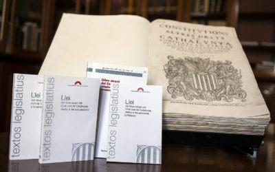 APROBACIÓN DEL LIBRO VI DEL CÓDIGO CIVIL CATALÁN